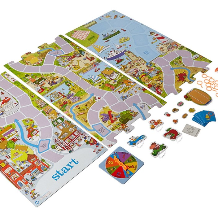 Wonder Forge Busytown Board Game