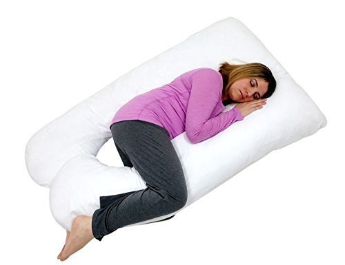 Web Linens U Shaped Maternity Pillow