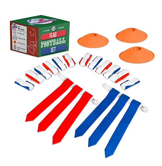 Play Platoon 14-Player Flag Football Set
