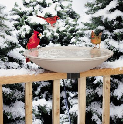 Allied Precision Deck-Mounted Bird Bath