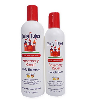 Fairy Tales Rosemary Repel Lice Shampoo