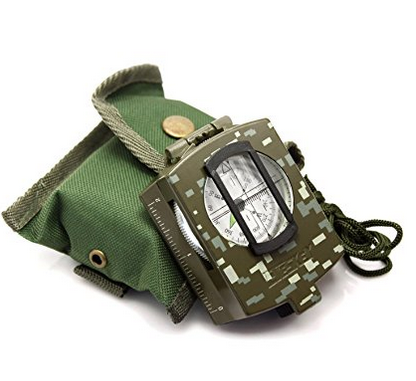 Eyeskey Pocket Geology Military Compass