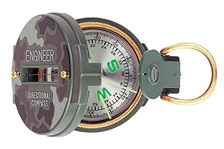 Rothco Camouflage Lensatic Compass