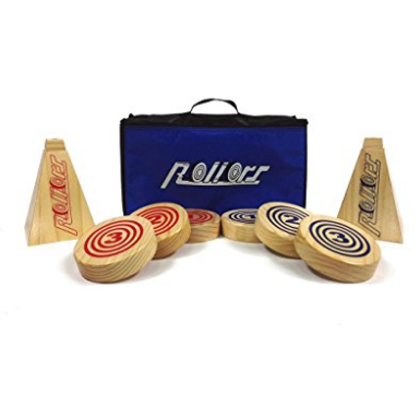 Rollors Wooden Backyard Game