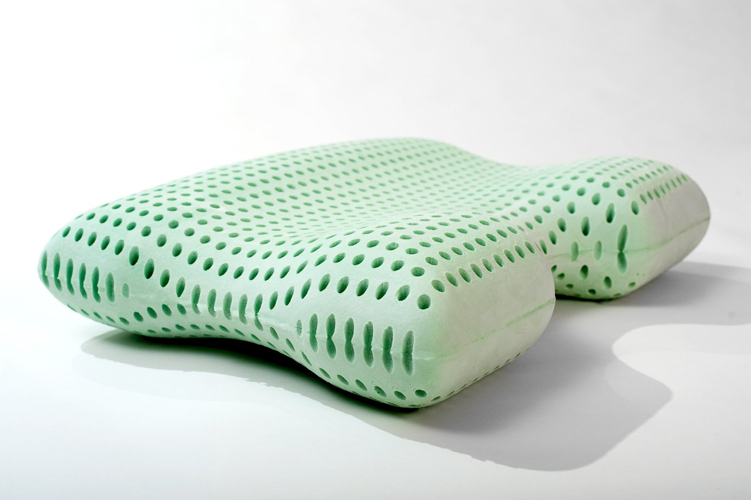 Sleep Joy ViscoFresh Advanced Contour Pillow - Green