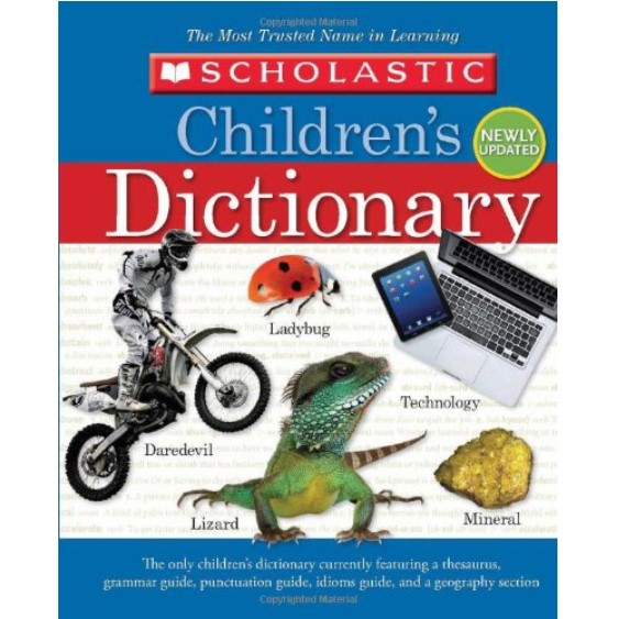 Scholastic 2013 Edition Children's Dictionary