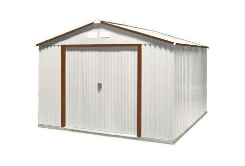 DuraMax Colossus Metal Shed