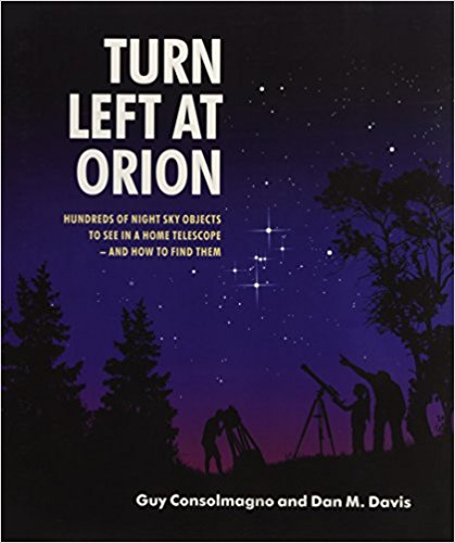 Guy Consolmagno: Turn Left at Orion