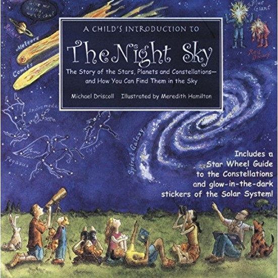 Michael Driscoll Child's Introduction to the Night Sky