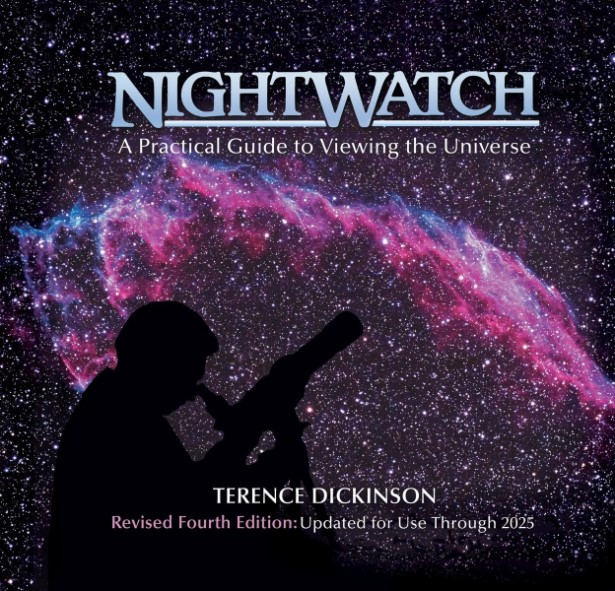 Terrence Dickinson NightWatch: A Practical Guide