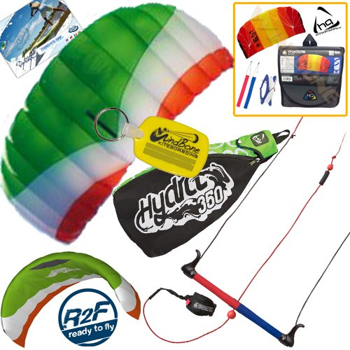 HQ Kites Hydra 350 Power Kite