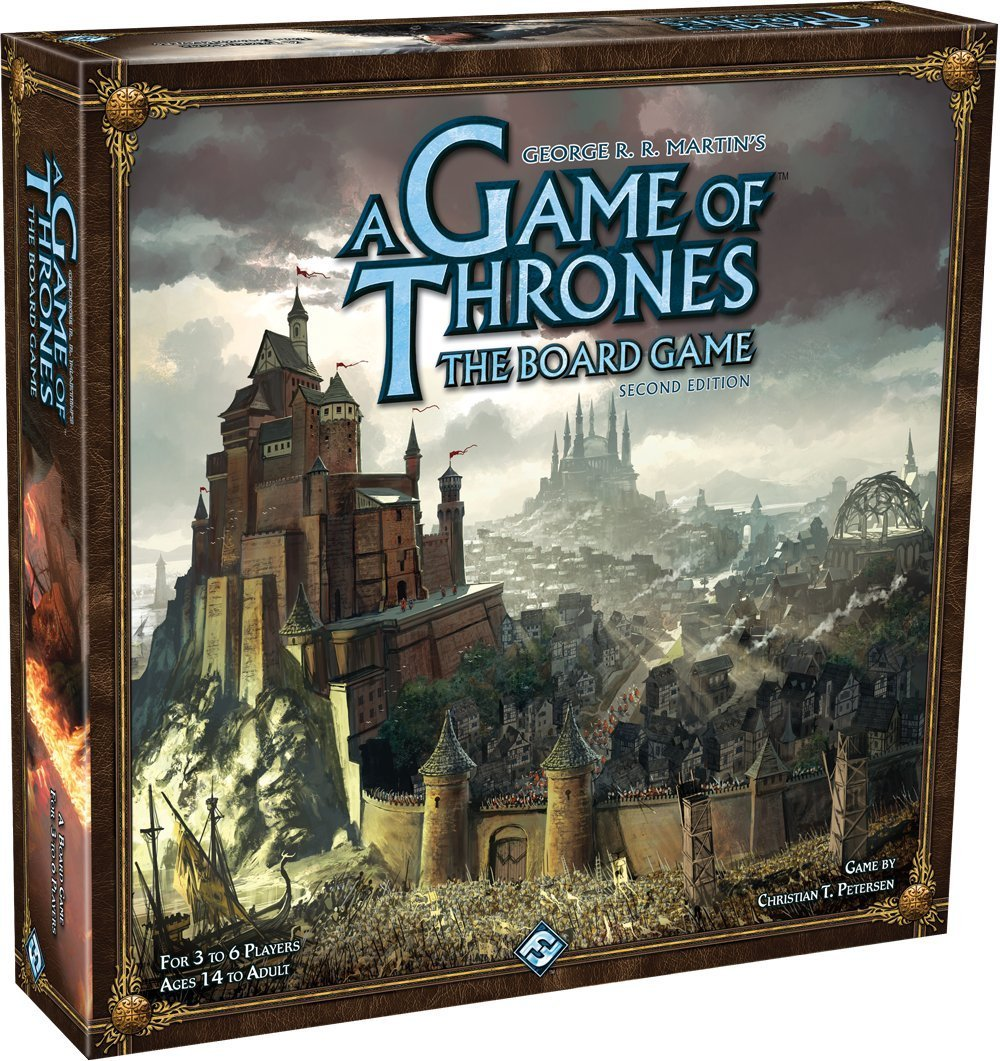 Fantasy Flight Games A Game of Thrones Game