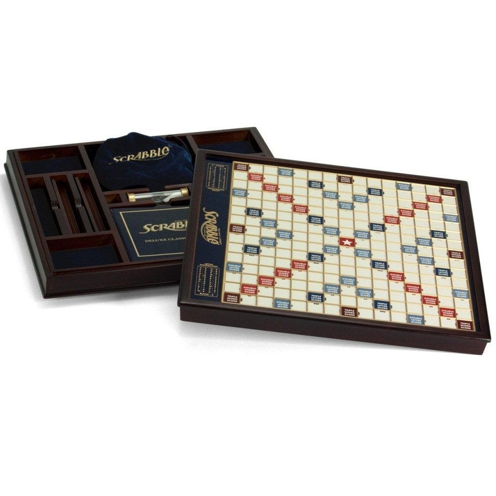 Winning Solutions Scrabble Deluxe Edition