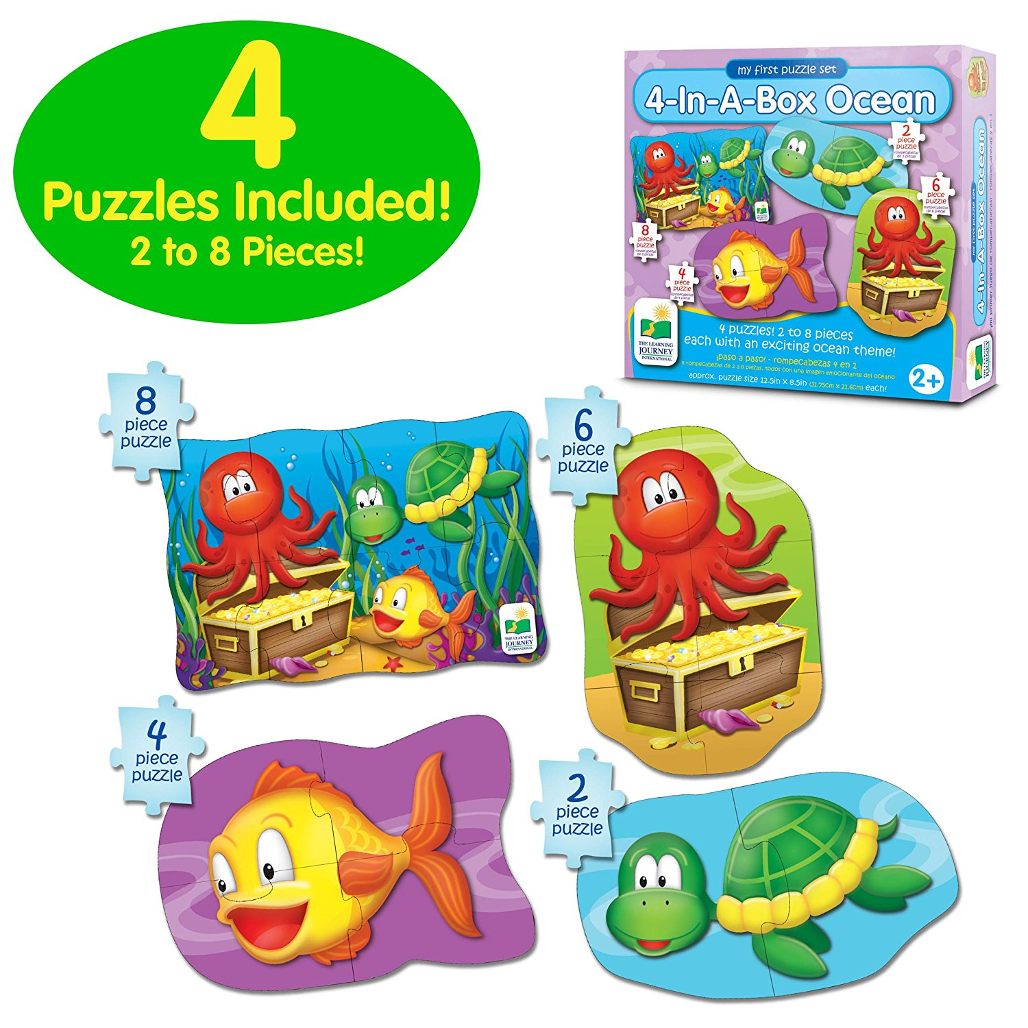 The Learning Journey Puzzle Sets