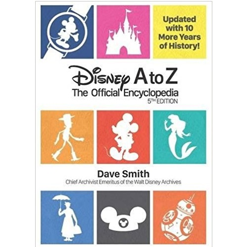The Disney A to Z Encyclopedia