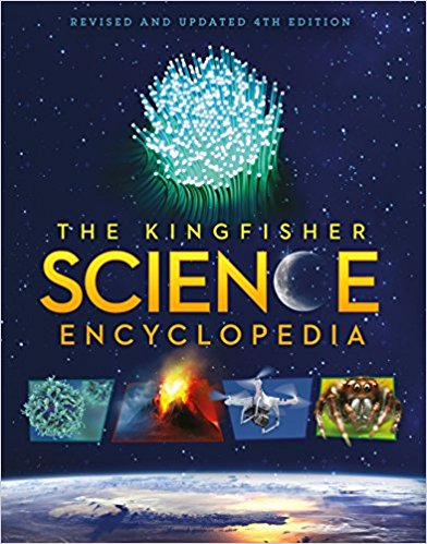 Kingfisher Science Encyclopedia – Hardcover; October 3, 2017 Edition