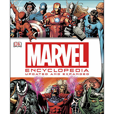 The Marvel Encyclopedia: Updated