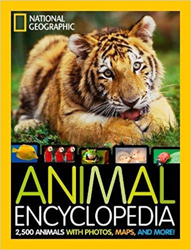 The National Geographic Animal Encyclopedia