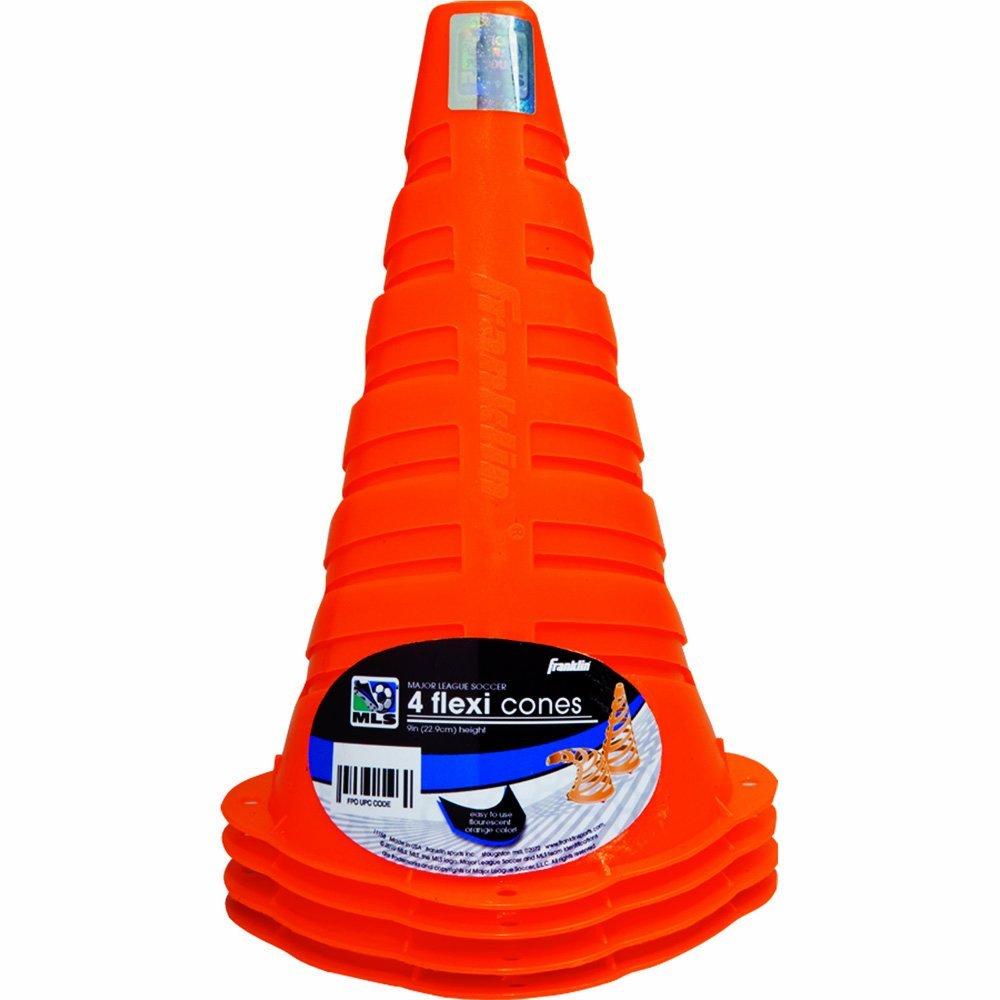 Franklin Sports Soccer Flexi Cones