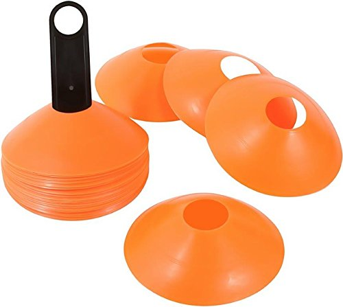 Trademark Innovations Plastic Disc Cones.