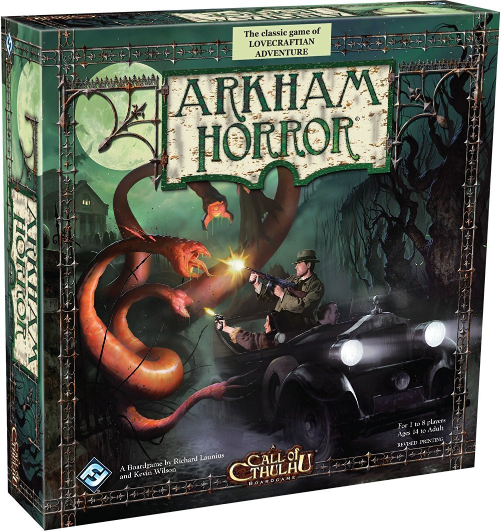 Fantasy Flight Games Arkham Horror Game