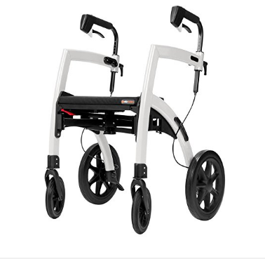 RollzMotion 2-in-1 Rollator and Wheelchair