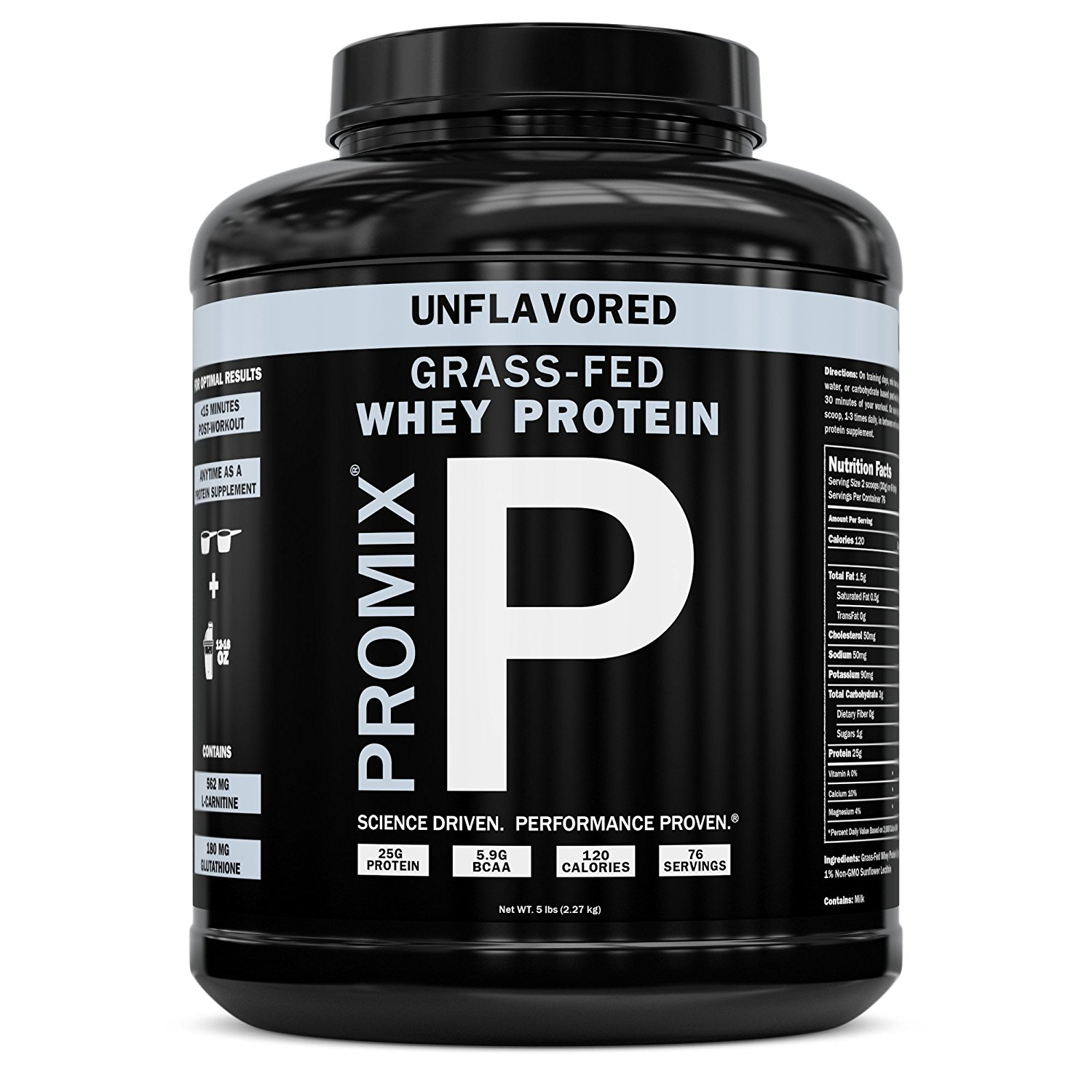 ProMix Nutrition Grass-Fed Whey Protein