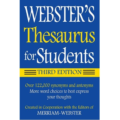 Merriam-Webster Thesaurus for Students