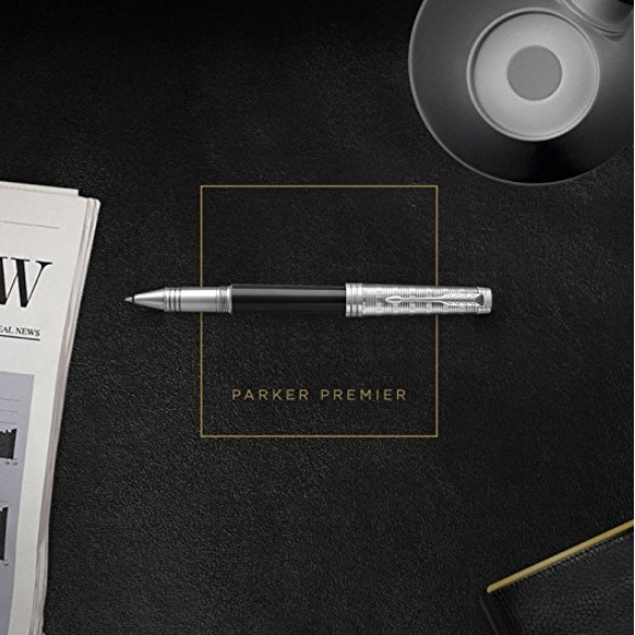 Parker Premier Lacquered Rollerball Pen