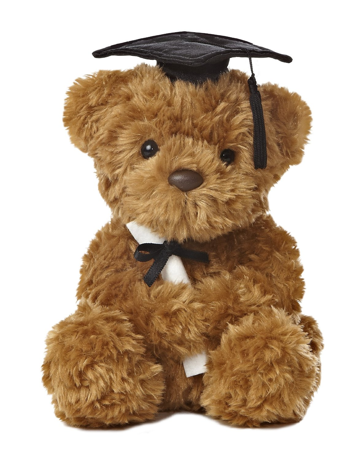 Aurora World Wagner Black Graduation Bear
