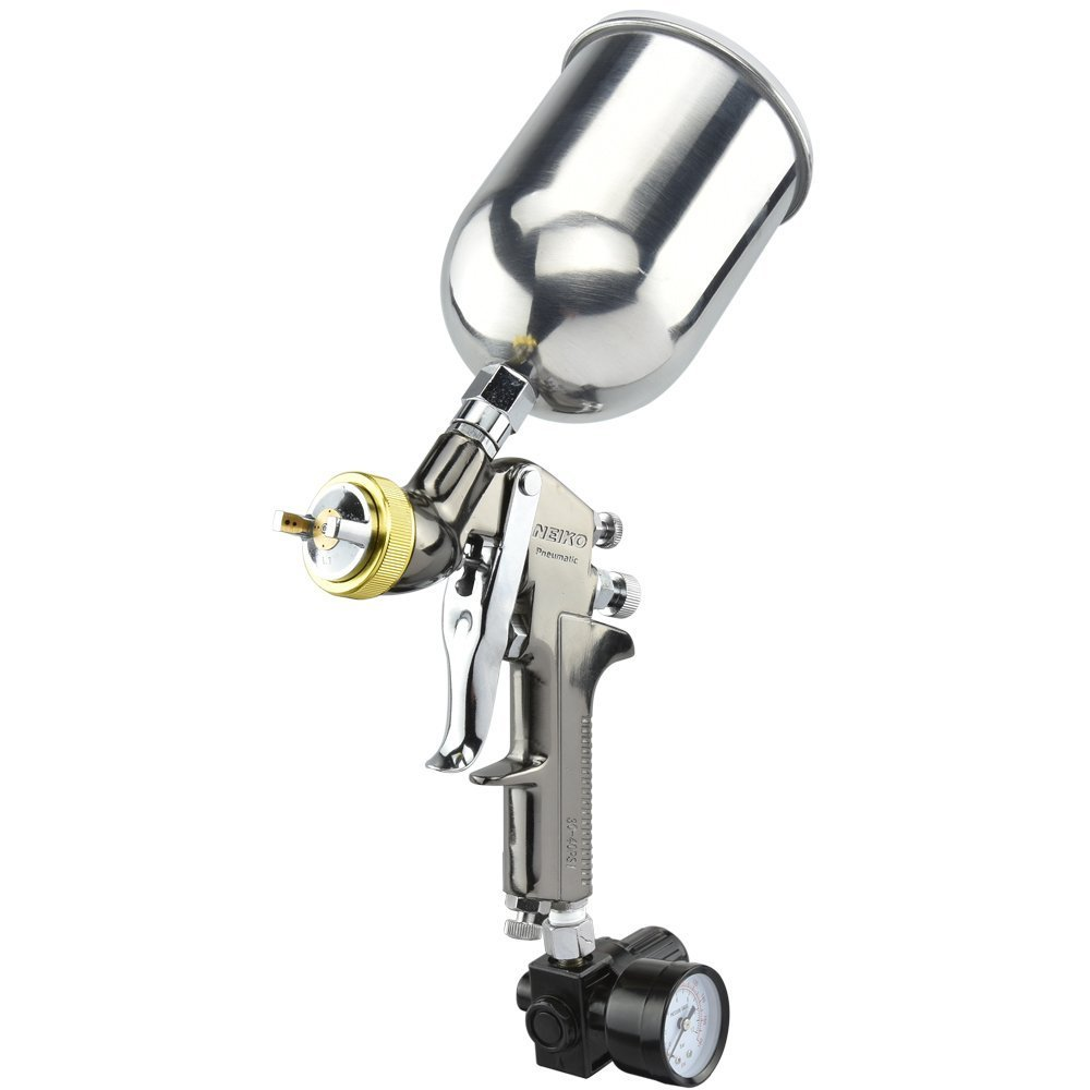 Neiko®  HVLP Gravity Feed Air Spray Gun