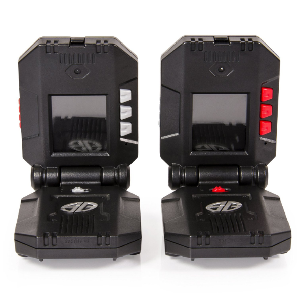 Spy Gear 2-Way Audio and Video Walkie Talkies