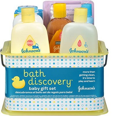 Johnson's Baby Bath Discovery Gift Hamper