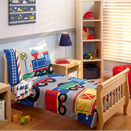 Everything Kids Choo Choo Bedding Set
