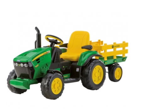 Peg Perego John Deere Ground Force Toy Tractor