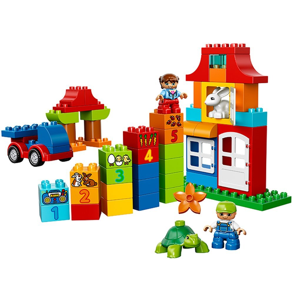 Lego Duplo Deluxe Box of Fun Preschool Creative Play Toy