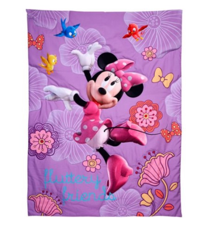Disney Minnie Mouse Toddler Bedding Set