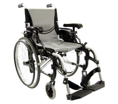 Karman Healthcare Lightweight Ergonomic Wheelchair