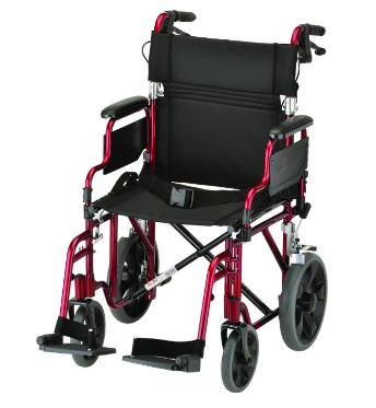 Nova Medical Products Lightweight Transport Chair