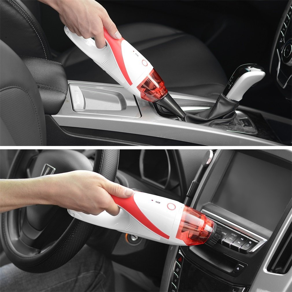 Preup Mini Suction Car Vacuum Cleaner