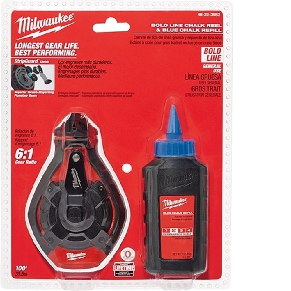 Milwaukee 48-22-3982 Bold Line Reel Kit