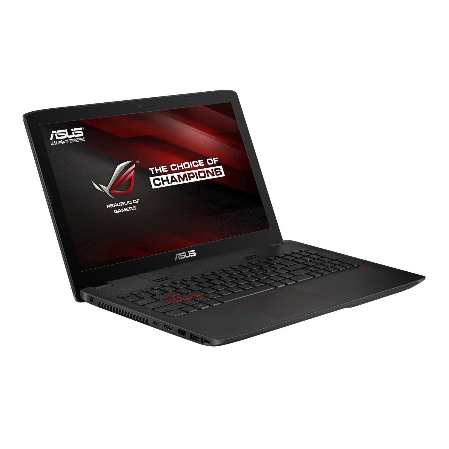 Asus ROG GL552VW Gaming Notebook/Mini-Computer