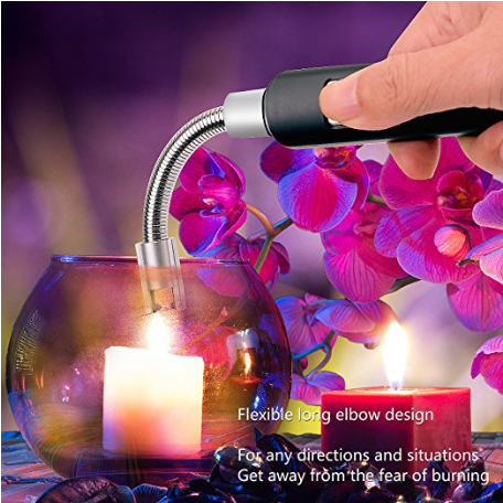 imenou USB Rechargeable Lighter