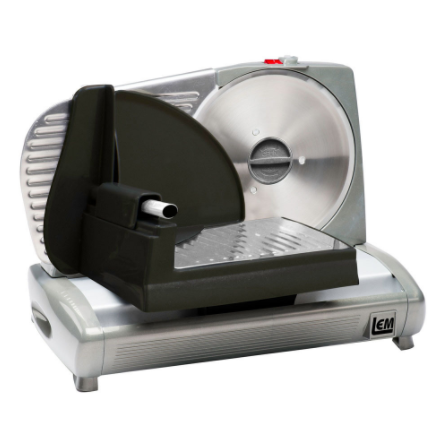 LEM Products Food, Cheese & Meat Slicer