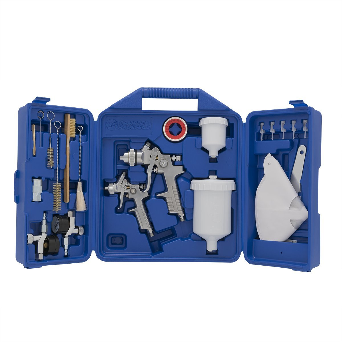 Campbell Hausfeld Gravity-Feed Spray Gun Kit
