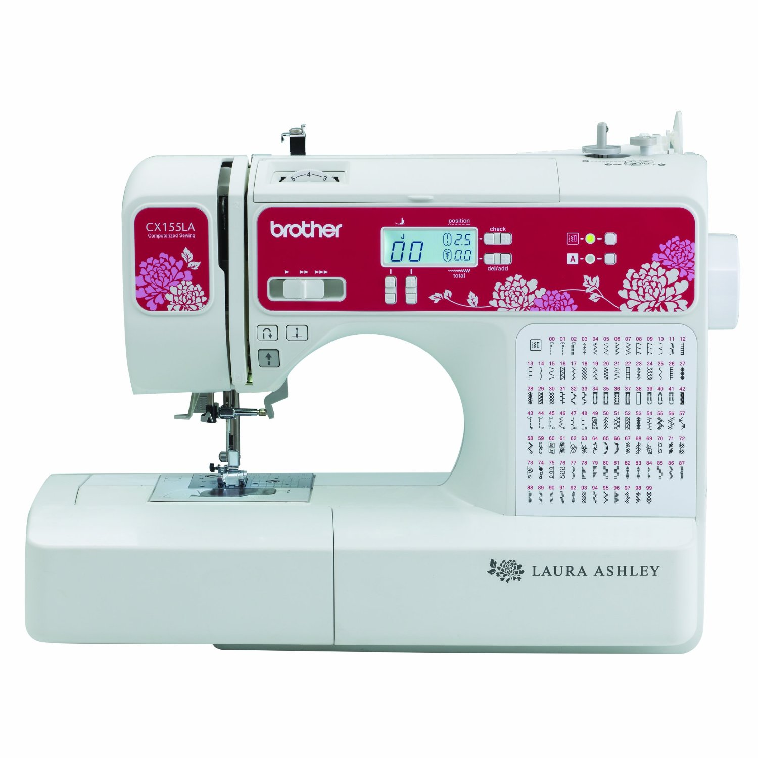 Brother Laura Ashley Sewing Machine