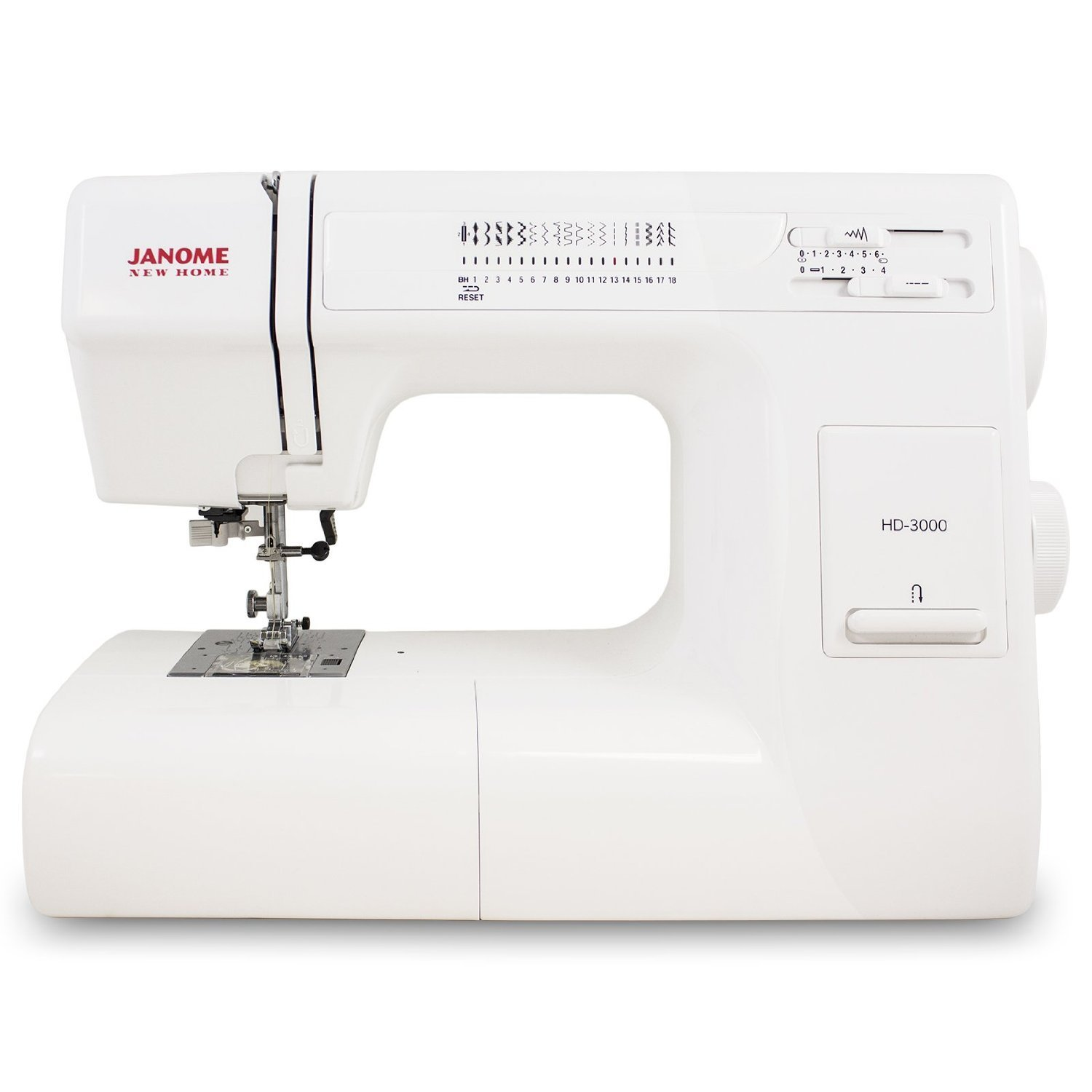 Janome Heavy-Duty Sewing Machine