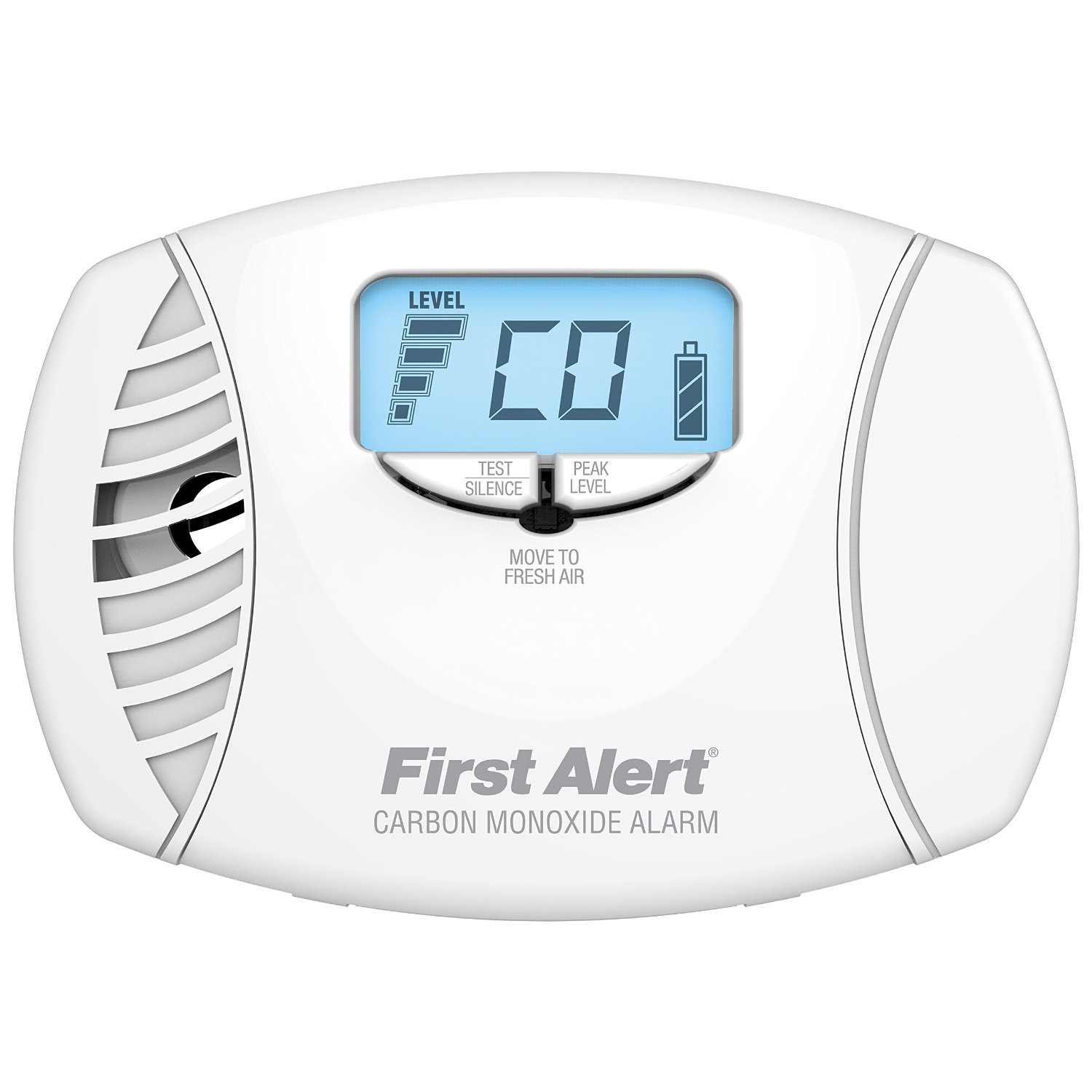 First Alert Digital Carbon Monoxide Detector