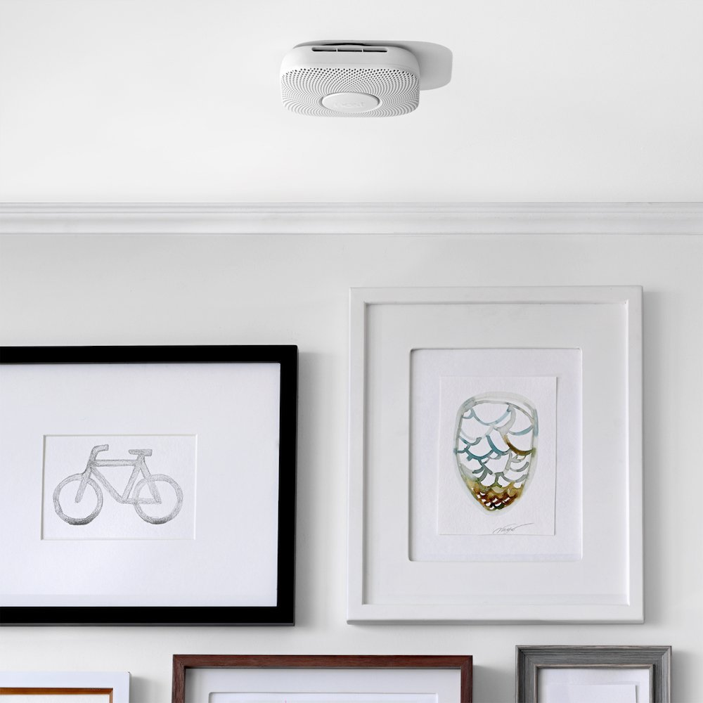 Nest Protect Smoke & Carbon Monoxide Alarm
