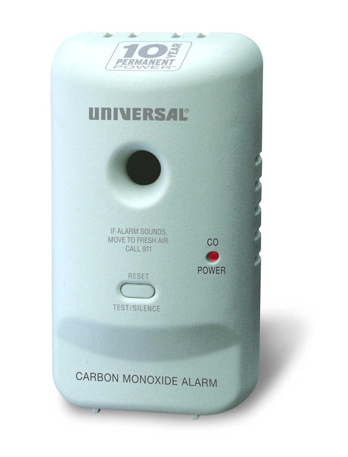 Universal Security Instruments Carbon Monoxide Detector.